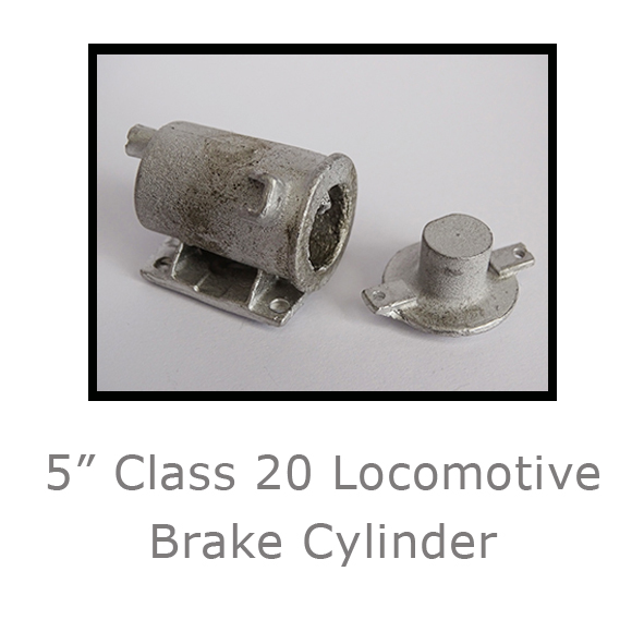 5in Class 20 Loco Brake Cylinder